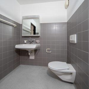 Alterssiedlung Quisisana Heiden Liegenschaft Badezimmer