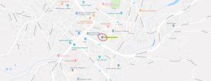 Alterssiedlung Quisisana Heiden Liegenschaft Lage Karte Breit